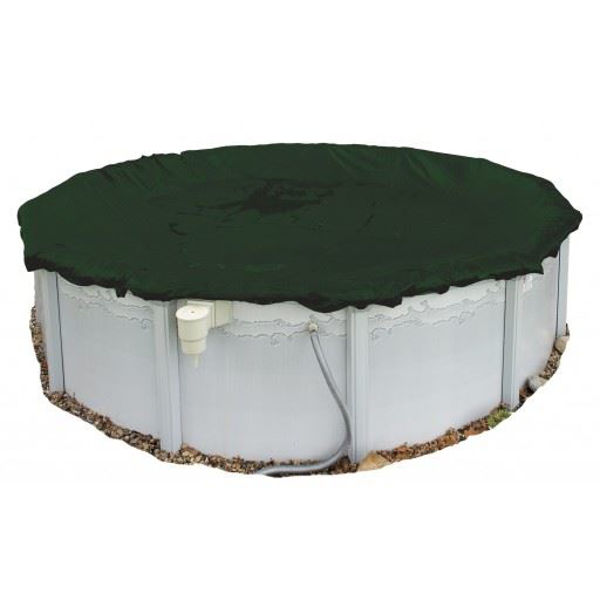 """Picture of Above-Ground 12 Year Winter Cover For 28"""" Round Pool"""
