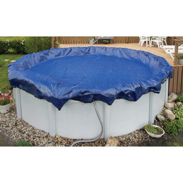 Picture of Above-Ground 15 Year Winter Cover For 12' x 20' Oval Pool