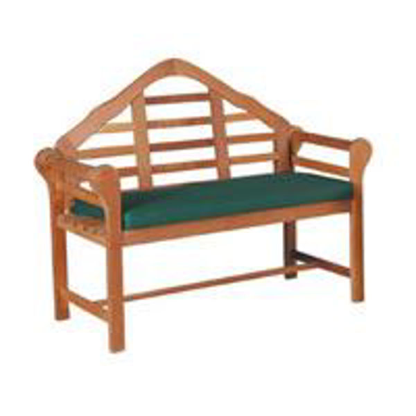 """Picture of 5' Bench Cushion 55 1/2"""" x 18"""""""