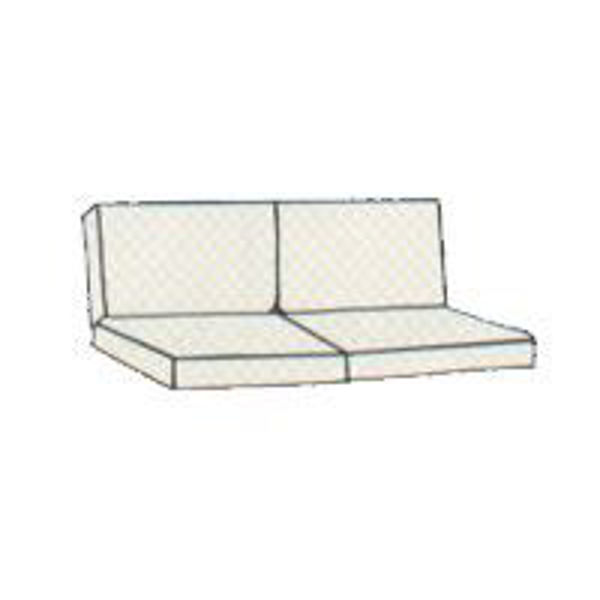 Picture of 4 Piece Loveseat Cushions