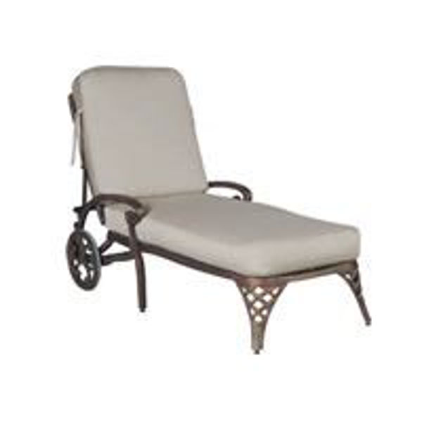 Picture of 2 Piece Chaise Cushion