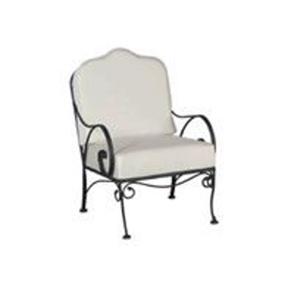 Picture of 2-Piece Seat and Curved Back Cushion