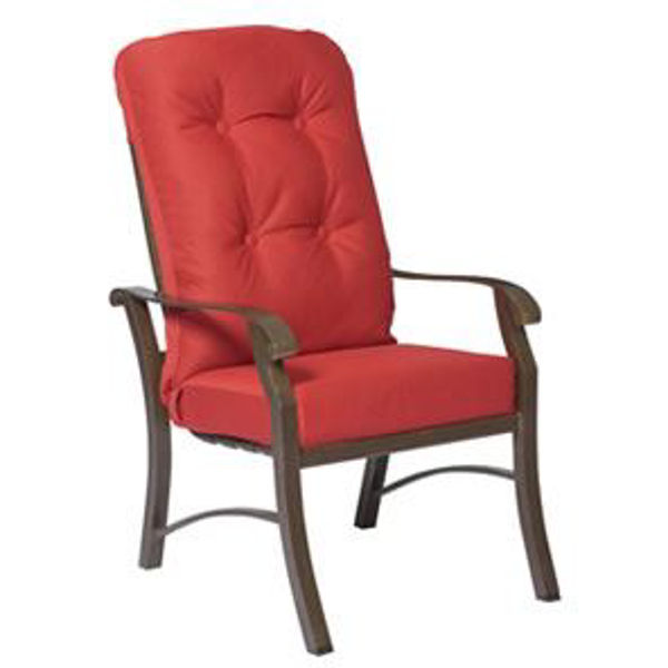 Patio Woodard Cortland Lounge, How Do I Get Replacement Cushions For Outdoor Furniture