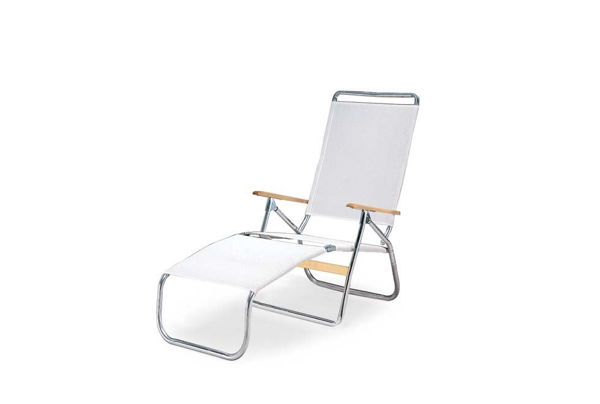 Picture of Telescope Casual Telaweave Mesh, Multi-Position Folding Chaise