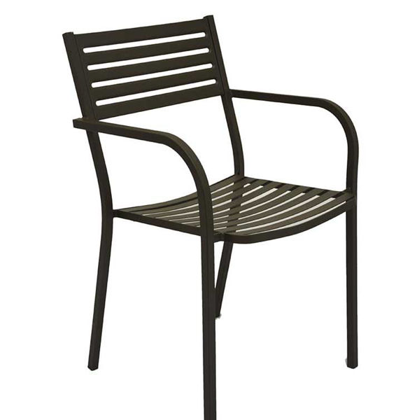 Picture of Paragon Casual Austin Dining Arm Chair