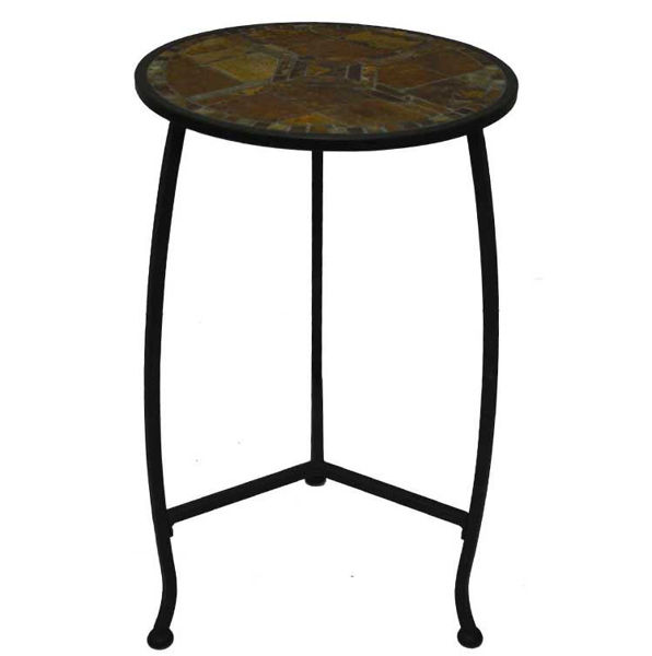 Picture of Paragon Casual Aspen 18' X 32' Accent End Table Single Tier