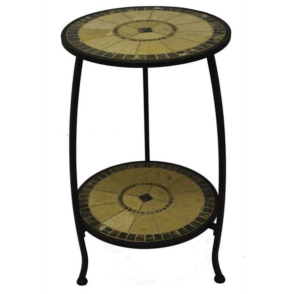 Picture of Paragon Casual Aspen 18' X 32' Accent End Table Double Tier