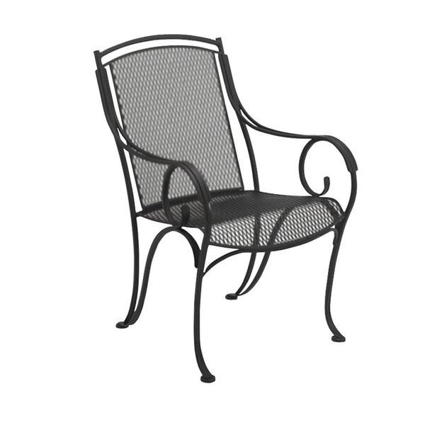 Picture of Woodard Modesto Dining Arm Chair