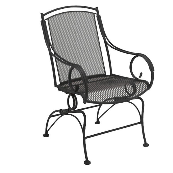 Picture of Woodard Modesto Coil Spring Dining Chair