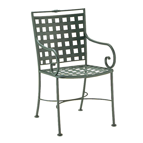 Picture of Woodard Sheffield Dining Arm Chair