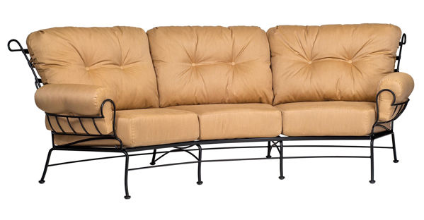 Picture of Woodard Terrace Crescent Sofa