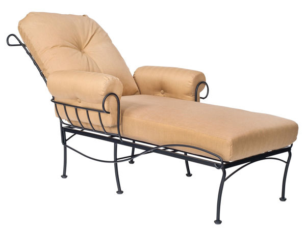 Picture of Woodard Terrace Stationary Chaise Lounge