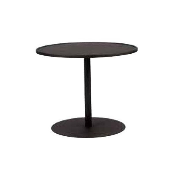 Picture of Woodard Wrought iron 30 Round Bistro Table With Pedestal Base