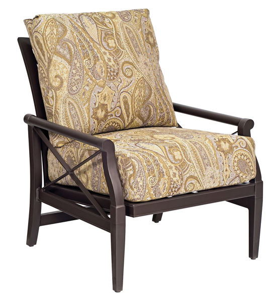 Picture of Woodard Andover Cushion Rocking Lounge Chair