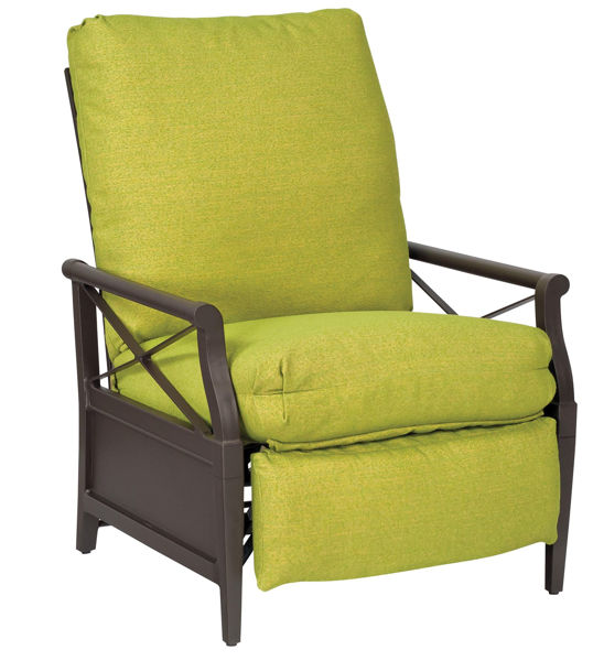 Picture of Woodard Andover Cushion Recliner