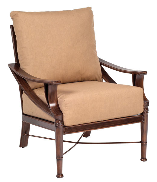 Picture of Woodard Arkadia Cushion Stationary Lounge Chair