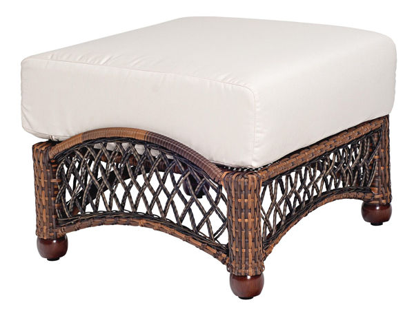 Picture of Woodard Belmar Ottoman