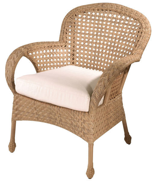 Picture of Woodard Boca Dining Chair