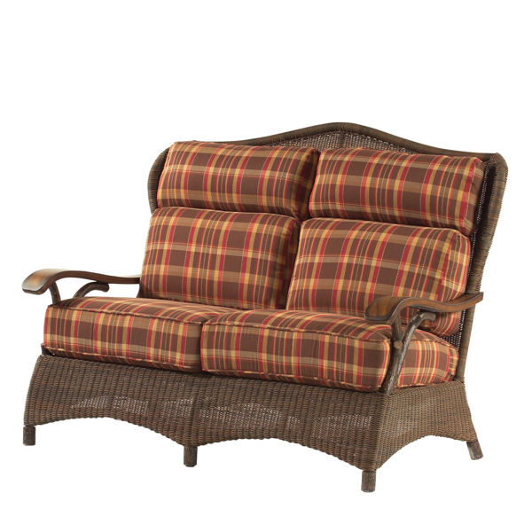Picture of Woodard Chatham Run Love Seat
