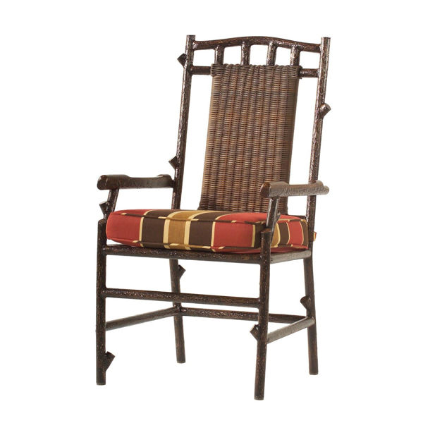 Picture of Woodard Chatham Run Dining Arm Chair