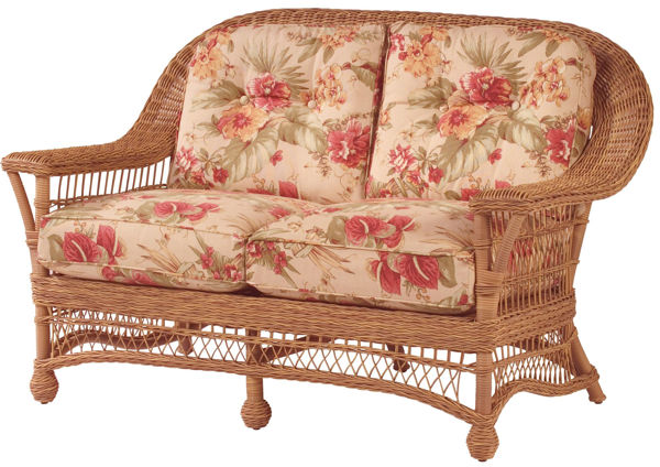 Picture of Woodard Cottage Love Seat