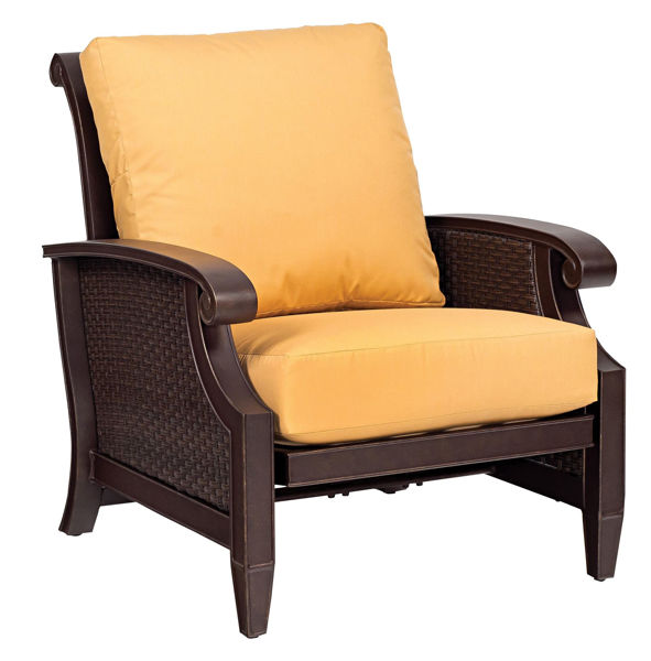 Picture of Woodard Del Cristo Rocking Lounge Chair