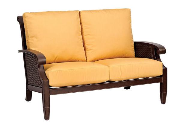 Picture of Woodard Del Cristo Love Seat