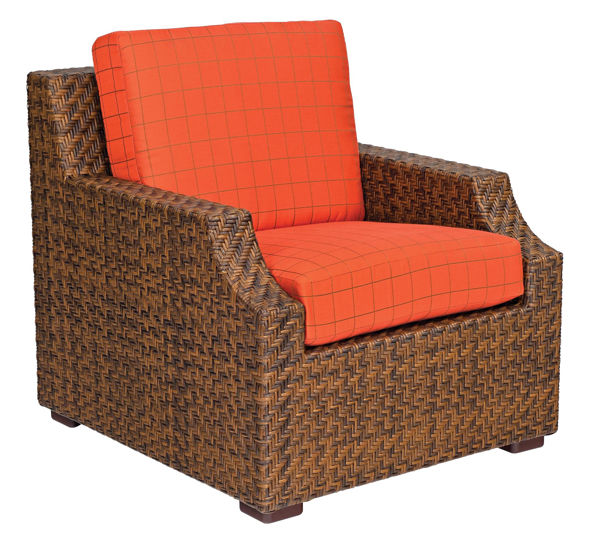 Picture of Woodard Domino Lounge Chair