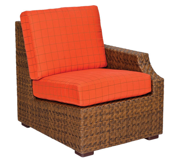 Picture of Woodard Domino RAF Lounge Chair