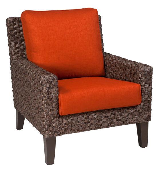 Picture of Woodard Mona Lounge Chair