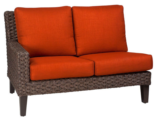 Picture of Woodard Mona LAF Love Seat Sectional