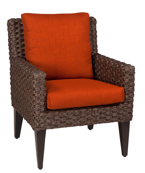Picture of Woodard Mona Dining Arm Chair