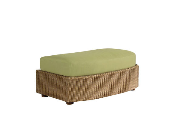 Picture of Woodard Oasis Ottoman and a Half