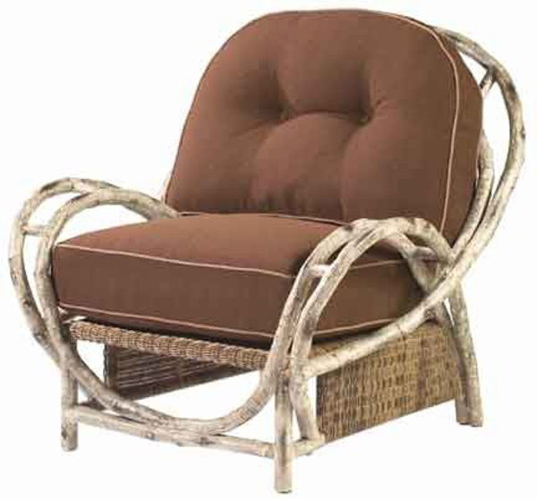 Picture of Woodard River Run Butterfly Lounge Chair