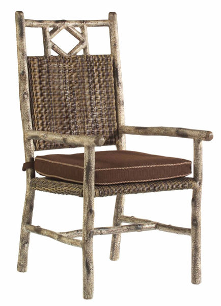 Picture of Woodard River Run Dining Arm Chair
