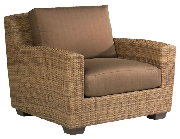Picture of Woodard Saddleback Lounge Chair