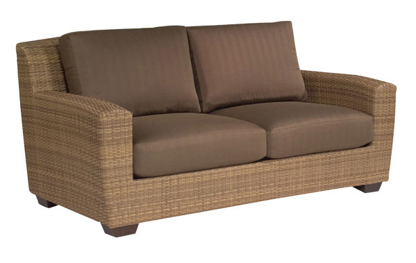 Picture of Woodard Saddleback Love Seat