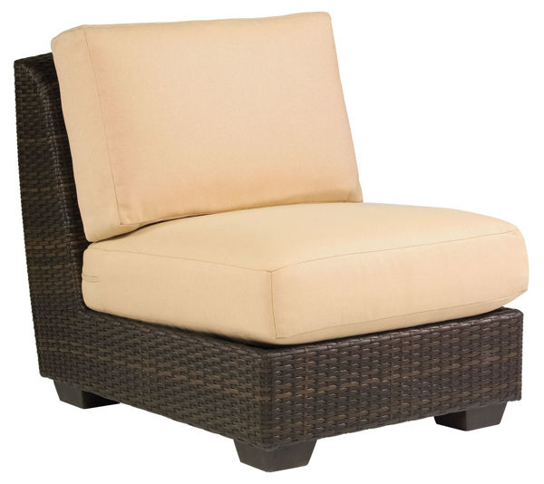 Picture of Woodard Saddleback Armless Sectional Unit