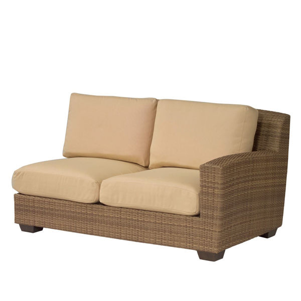 Picture of Woodard Saddleback RAF Love Seat Sectional