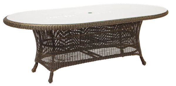Picture of Woodard Serengeti Large Dining Table Base