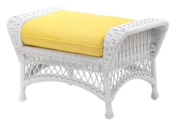 Picture of Woodard Sommerwind Ottoman
