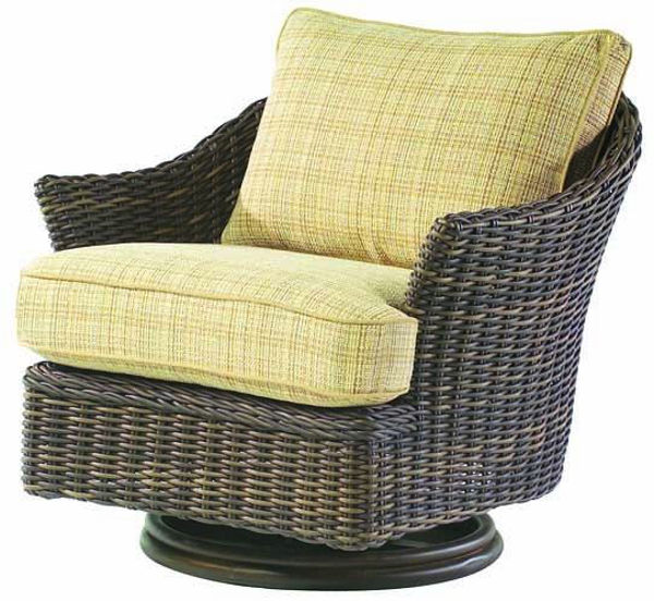 Picture of Woodard Sonoma Swivel Lounge Chair