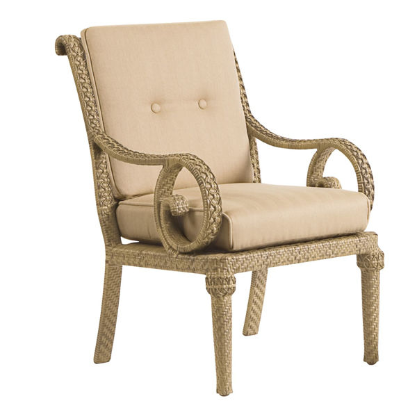 Picture of Woodard South Shore Dining Arm Chair