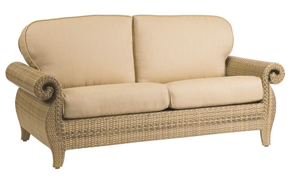 Picture of Woodard South Shore Love Seat and a Half
