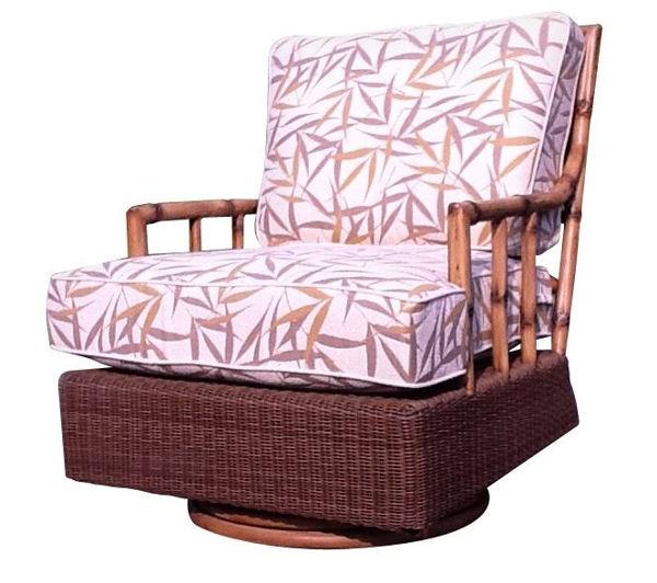 Picture of Woodard South Terrace Swivel Lounge Chair