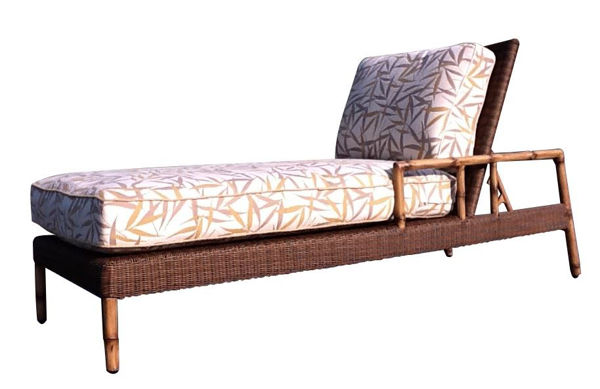 Picture of Woodard South Terrace Chaise Lounge