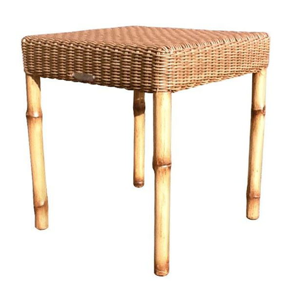 Picture of Woodard South Terrace Woven Bunching Table