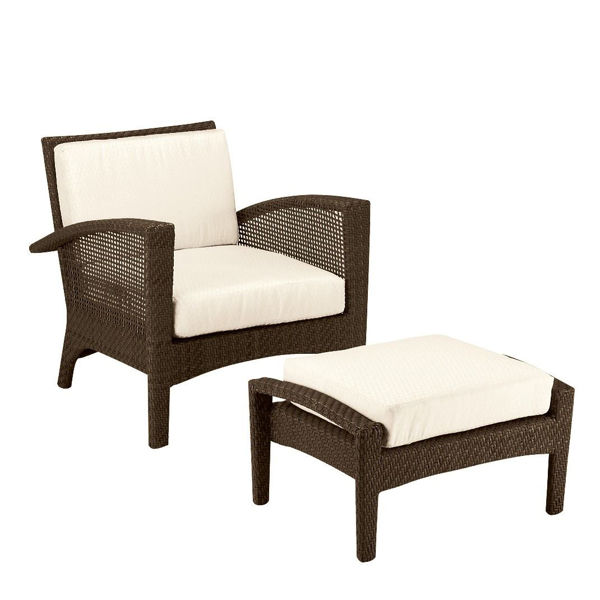Picture of Woodard Trinidad Lounge Chair