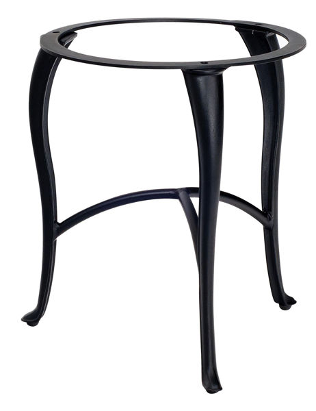 Picture of Woodard Aluminum Cabriole End Table Base
