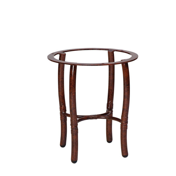Picture of Woodard Aluminum Glade Isle End Table Base